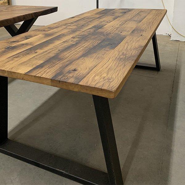 table-2-chene-unique-bois-vanelsen-wood-mouscron-herseaux-hainaut-belgique-lille-france