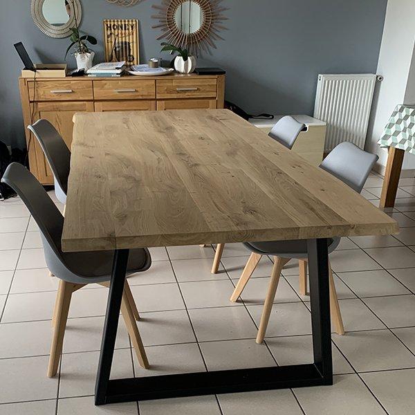 table-23-chene-unique-bois-vanelsen-wood-mouscron-herseaux-hainaut-belgique-lille-france