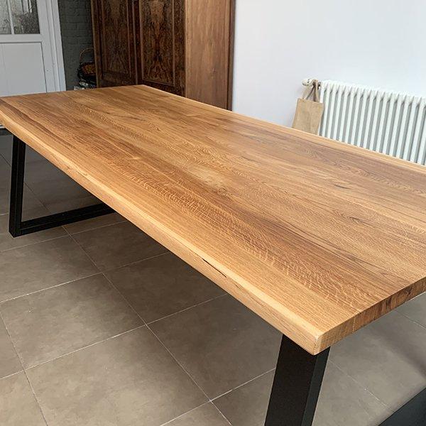 table-24-chene-unique-bois-vanelsen-wood-mouscron-herseaux-hainaut-belgique-lille-france